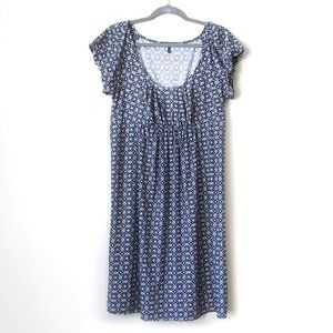 Daisy Fuentes Stretchy Comfortable Casual Dress PL